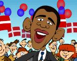 Obama synger