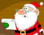 Sjove julekort