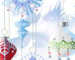 Smukke julepynt