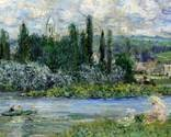 C. Monet, Landskab