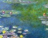 C. Monet, Åkander