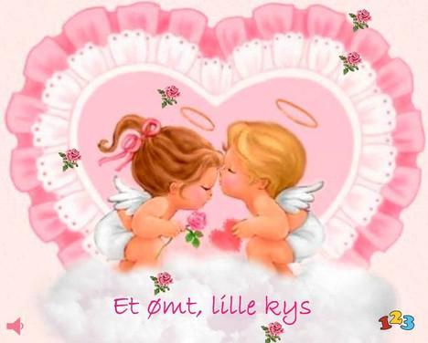 Ømt kys