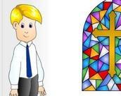 Dreng/Kirke