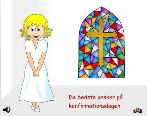 Pige/kirke