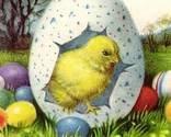 Nostalgiske påskekort