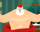 Nøgen julemand