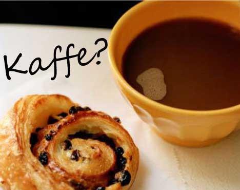 Kaffe?